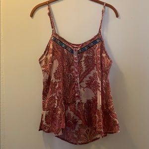 Band of Gypsies tank top